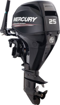 2015 Mercury Marine 25 hp EFI FourStroke 15 in Shaft in South Windsor, Connecticut