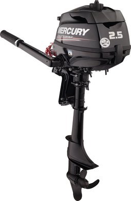 2015 Mercury Marine 2.5 hp FourStroke 15 in Shaft in South Windsor, Connecticut