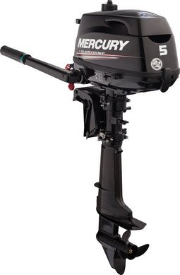2015 Mercury Marine 5 hp FourStroke 15 in Shaft in South Windsor, Connecticut