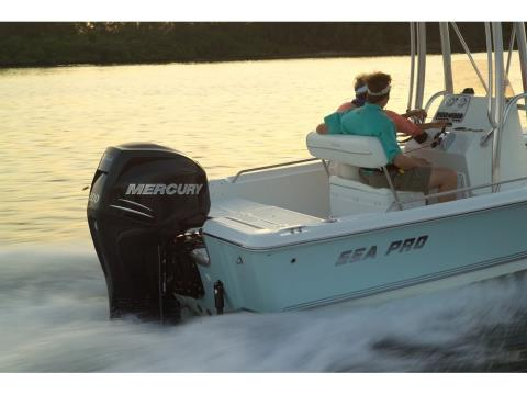2016 Mercury Marine 200 Verado (25 in) in South Windsor, Connecticut