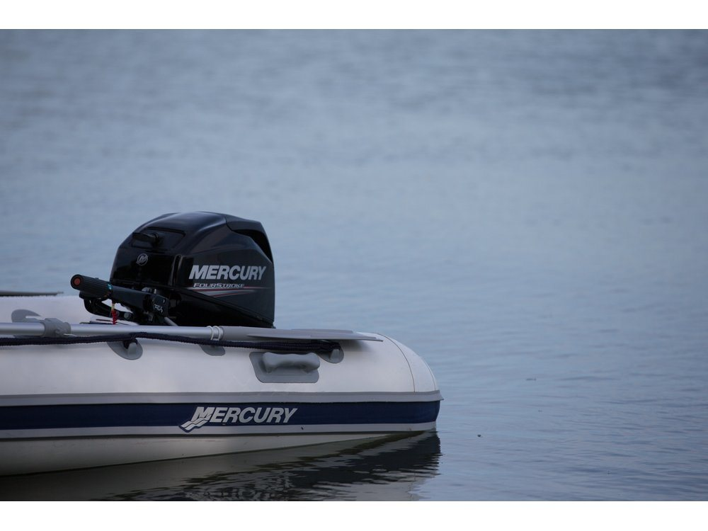 2016 Mercury Marine 20 hp FourStroke (20 in) in South Windsor, Connecticut