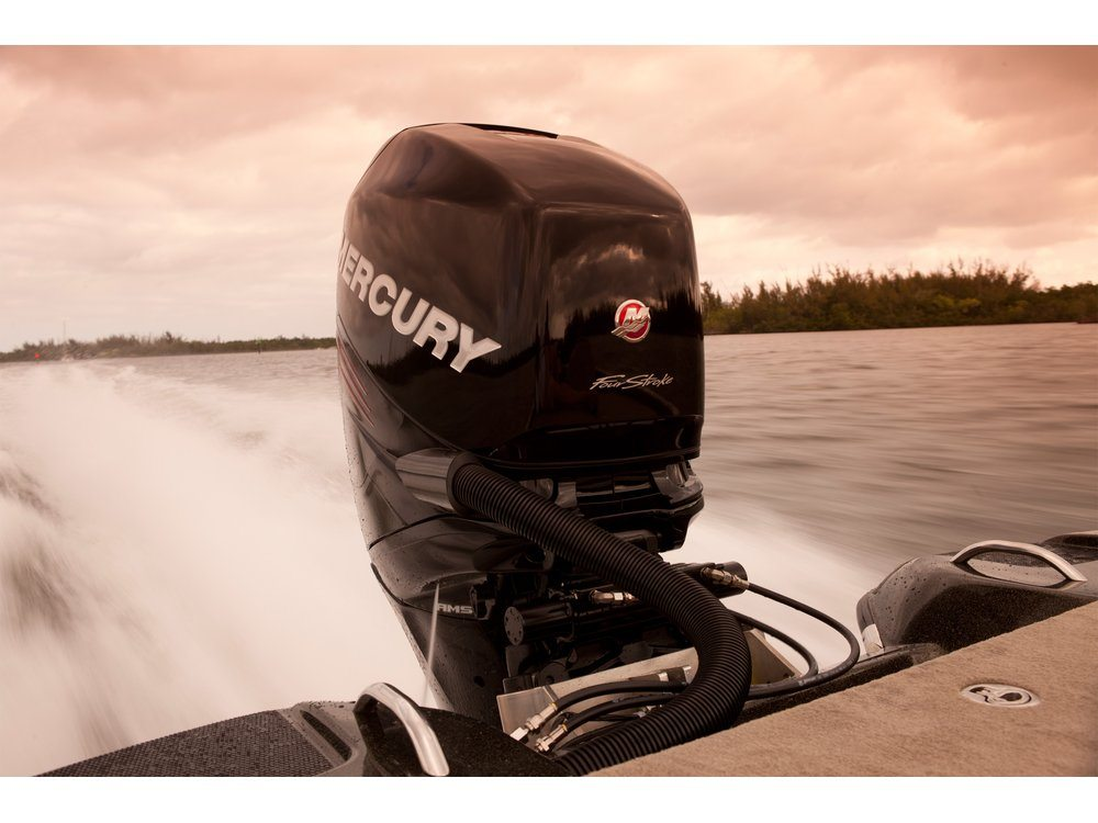 2016 Mercury Marine 250 Verado Pro FourStroke (25 in) in Fleming Island, Florida