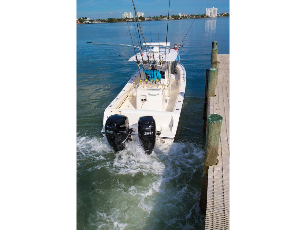 2016 Mercury Marine 350 Verado (20 in) in Fleming Island, Florida