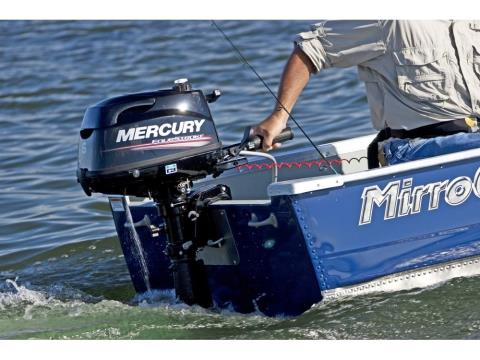 2016 Mercury Marine 5 hp FourStroke (15 in) in South Windsor, Connecticut