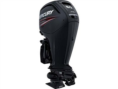 2016 Mercury Marine 80 hp EFI Jet FourStroke in South Windsor, Connecticut