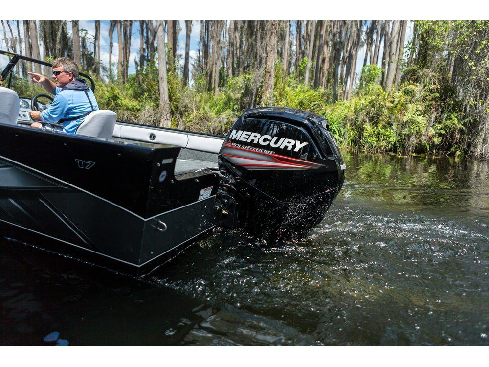 2016 Mercury Marine 90 hp Command Thrust FourStroke (20 in) in South Windsor, Connecticut