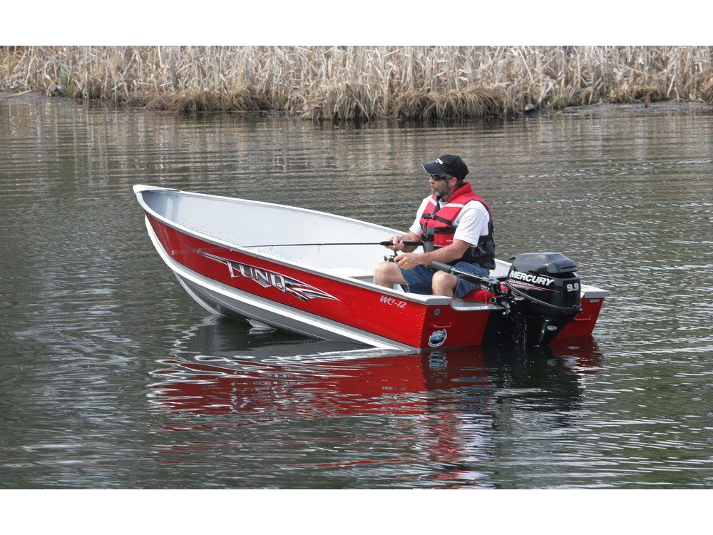 2016 Mercury Marine 9.9 hp Command Thrust FourStroke (20 in) in Trego, Wisconsin