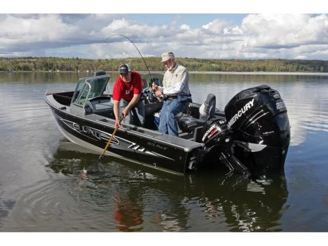 2016 Mercury Marine 9.9 hp Command Thrust FourStroke (25 in) in Trego, Wisconsin