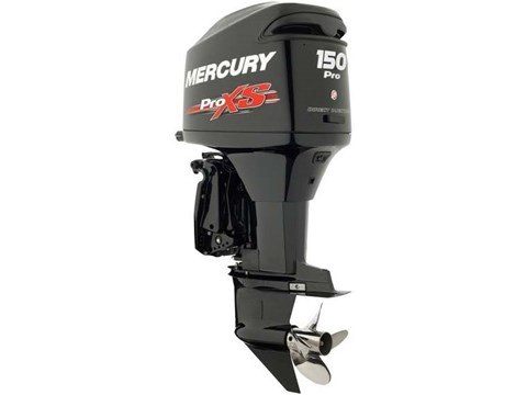 2016 Mercury Marine 150 Pro XS™ (20 in) in Harriman, Tennessee