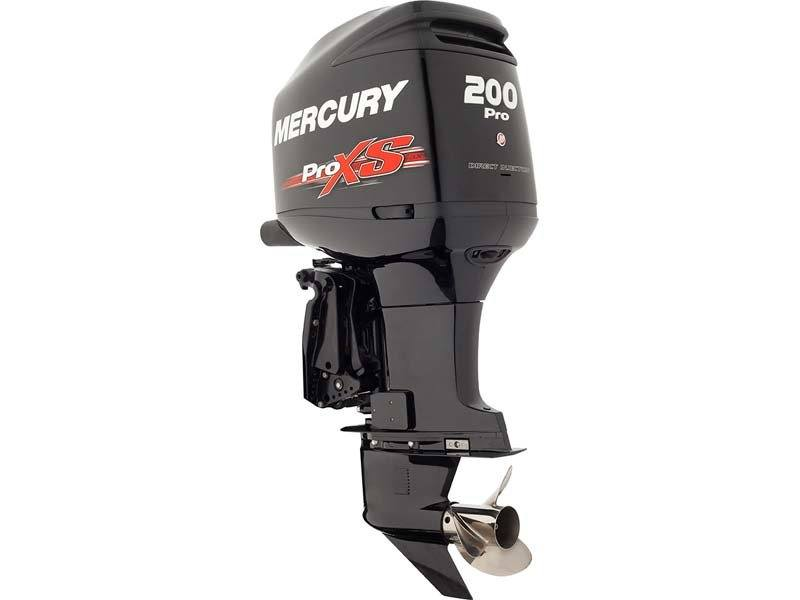 2016 Mercury Marine 200 Pro XS in Fleming Island, Florida
