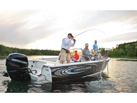 2017 Mercury Marine 200 Verado Pro FourStroke in Fleming Island, Florida