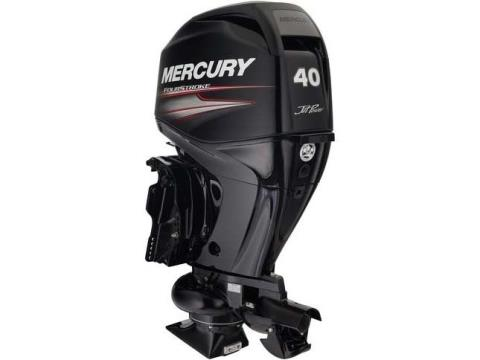2017 Mercury Marine 40 hp EFI Jet FourStroke in Fleming Island, Florida