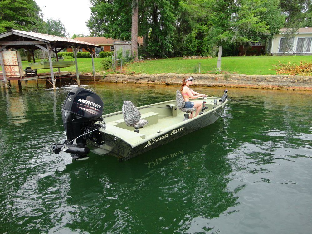 2017 Mercury Marine 80 hp EFI Jet FourStroke in Fleming Island, Florida