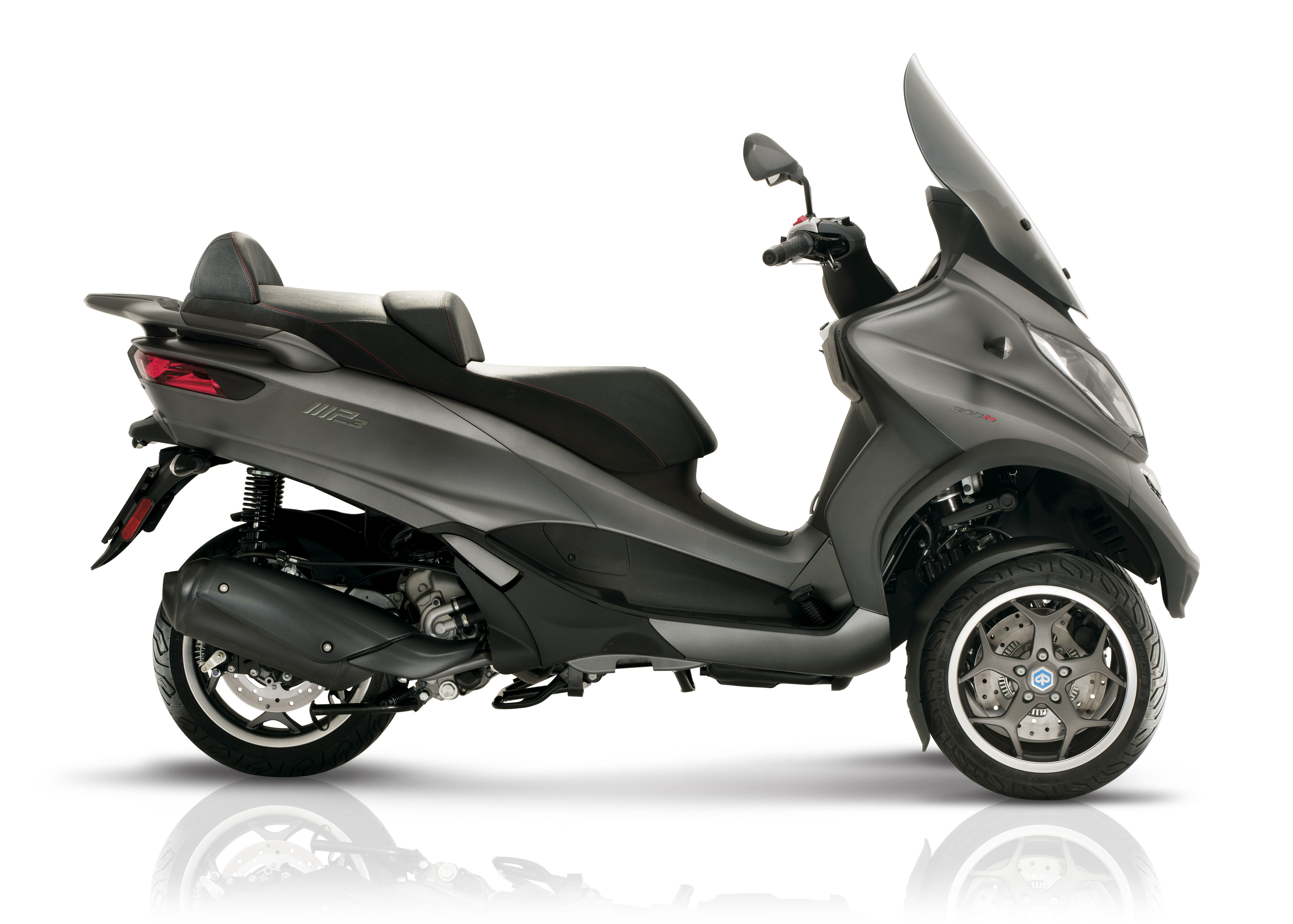 new 2017 piaggio mp3 500 sport lt abs scooters in downers grove il stock number. Black Bedroom Furniture Sets. Home Design Ideas