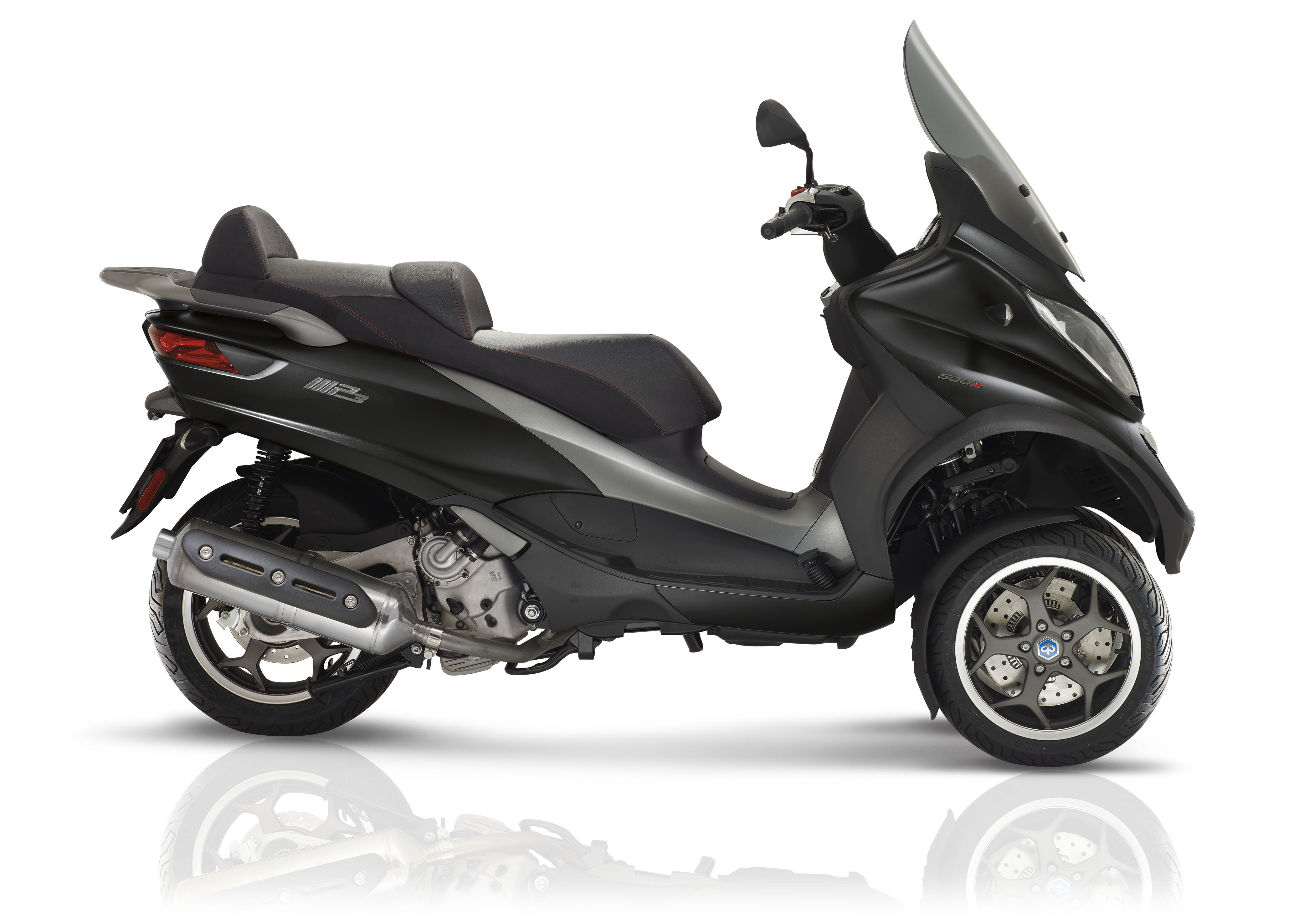 new 2017 piaggio mp3 500 sport lt abs scooters in sherman oaks ca. Black Bedroom Furniture Sets. Home Design Ideas