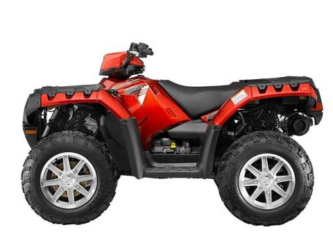 2014 Polaris Sportsman® 550 EPS in Laconia, New Hampshire