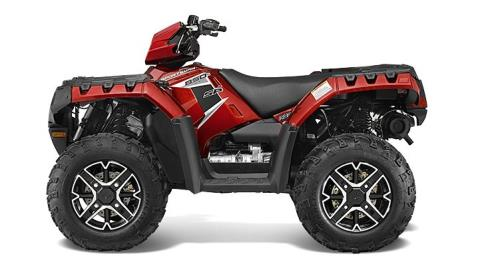 2015 Polaris Sportsman® 850 SP in Newport, New York