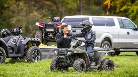 2016 Polaris Outlaw® 110 EFI in Hanover, Pennsylvania