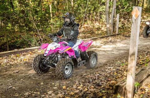 2016 Polaris Outlaw® 50 in Newport, New York