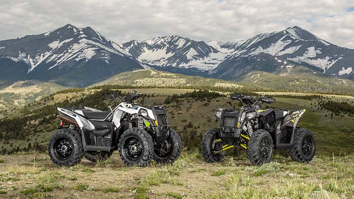 2016 Polaris Scrambler 850 in Tarentum, Pennsylvania