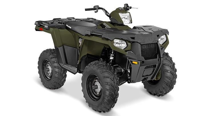 2016 Polaris Sportsman® 450 H.O. EPS in Shawnee, Oklahoma