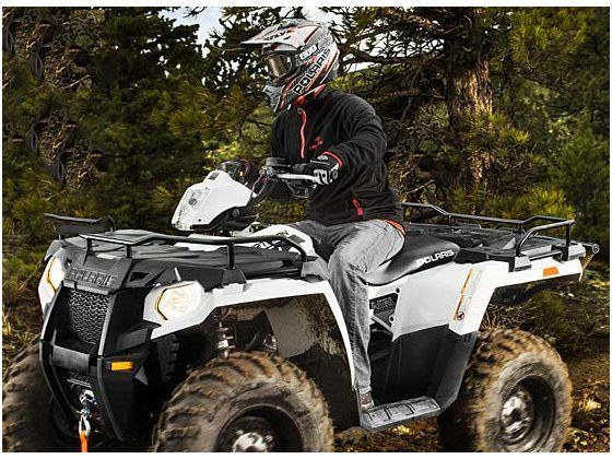 2016 Polaris Sportsman® 570 in Mount Pleasant, Michigan