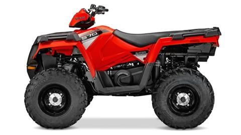 2016 Polaris Sportsman® 570 EPS in Brookfield, Wisconsin