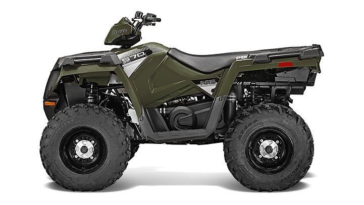 2016 Sportsman 570 EPS