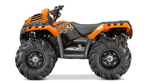 2016 Polaris Sportsman® 850 High Lifter Edition in Pascagoula, Mississippi