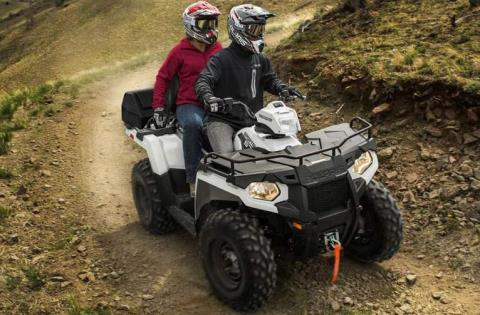 2016 Polaris Sportsman® Touring 570 EPS in Brighton, Michigan
