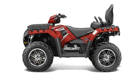 2016 Polaris Sportsman® Touring 850 SP in Powell, Wyoming