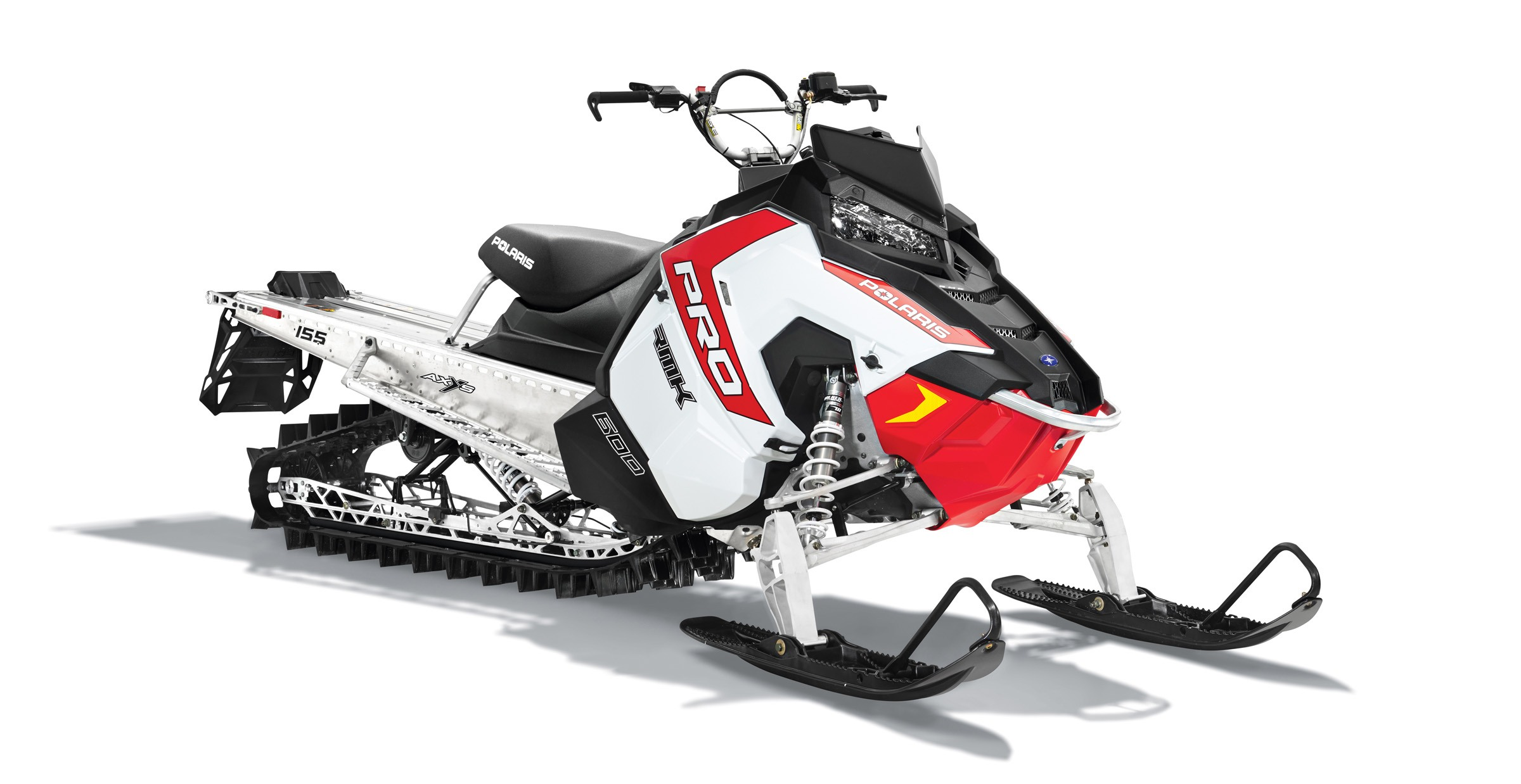 2016 Polaris 600 PRO-RMK® 155 SnowCheck Select in Newport, New York