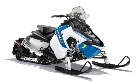 2016 Polaris 600 SWITCHBACK® PRO-S SnowCheck Select in Newport, New York