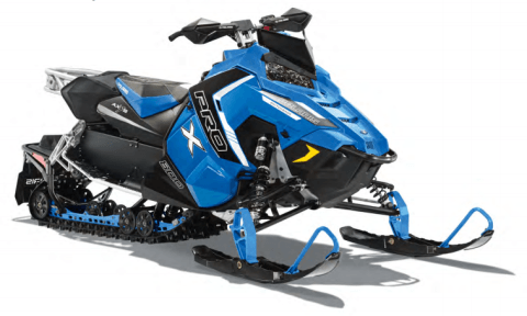 2016 Polaris 800 SWITCHBACK® PRO-X SnowCheck Select in Utica, New York