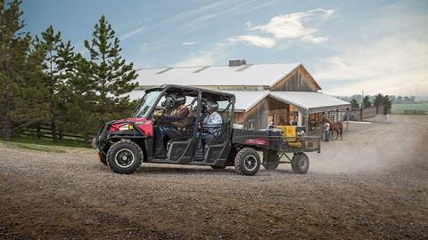2016 Polaris Ranger Crew® 570-4 in Brighton, Michigan