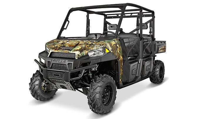 2016 Polaris Ranger Crew® XP 900-6 EPS in Shawnee, Oklahoma