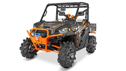 2016 Polaris Ranger XP® 900 EPS High Lifter Edition in Leland, Mississippi