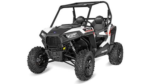 2016 Polaris RZR® S 900 in Petersburg, West Virginia
