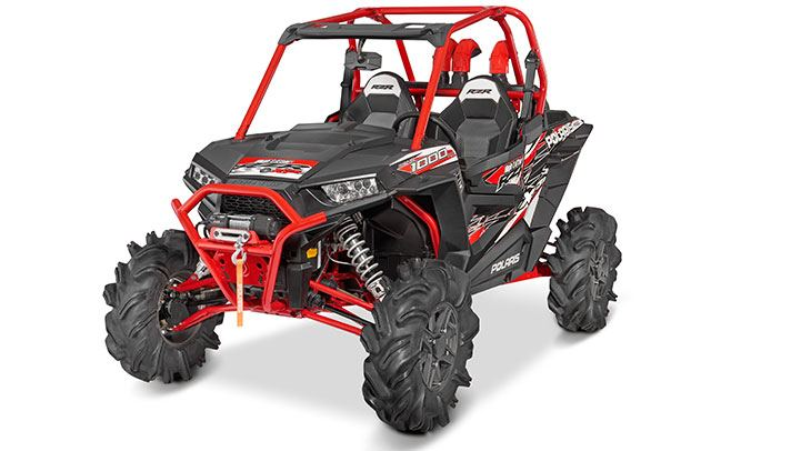 2016 Polaris RZR XP® 1000 EPS High Lifter Edition in Ironwood, Michigan