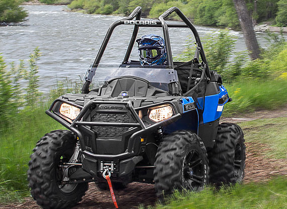 2017 Polaris Ace® 570 in Newport, New York