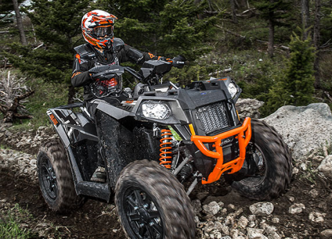 2017 Polaris Scrambler® XP 1000 in Mount Pleasant, Michigan