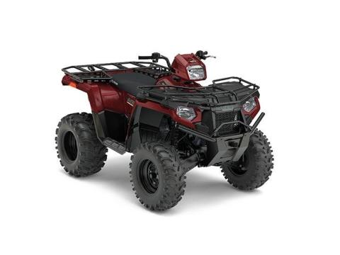 2017 Polaris Sportsman® 570 EPS Utility Edition in Unity, Maine