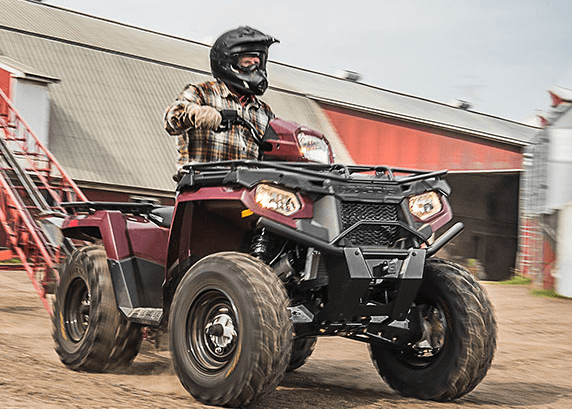 2017 Polaris Sportsman® 570 EPS Utility Edition in Corona, California