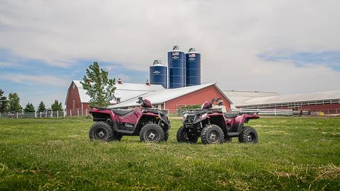 2017 Polaris Sportsman 570 EPS Utility Edition in Tarentum, Pennsylvania