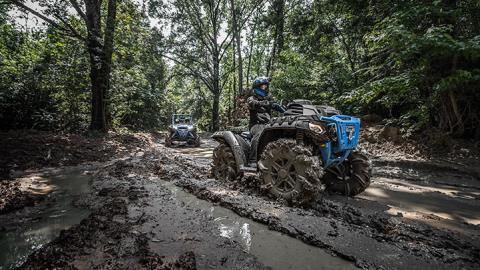 2017 Polaris Sportsman® 850 High Lifter Edition in Mount Pleasant, Michigan