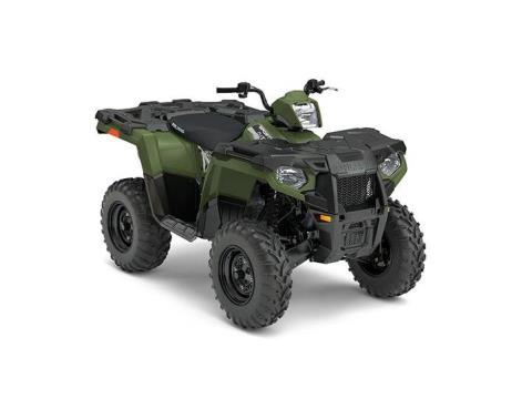 2017 Polaris Sportsman® 450 H.O. in Rice Lake, Wisconsin