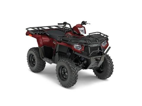 2017 Polaris Sportsman® 450 H.O. Utility Edition in Frontenac, Kansas