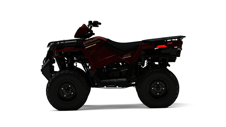 2017 Polaris Sportsman® 450 H.O. Utility Edition in Clearwater, Florida