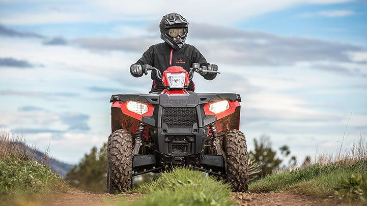 2017 Polaris Sportsman® 570 in Mount Pleasant, Michigan