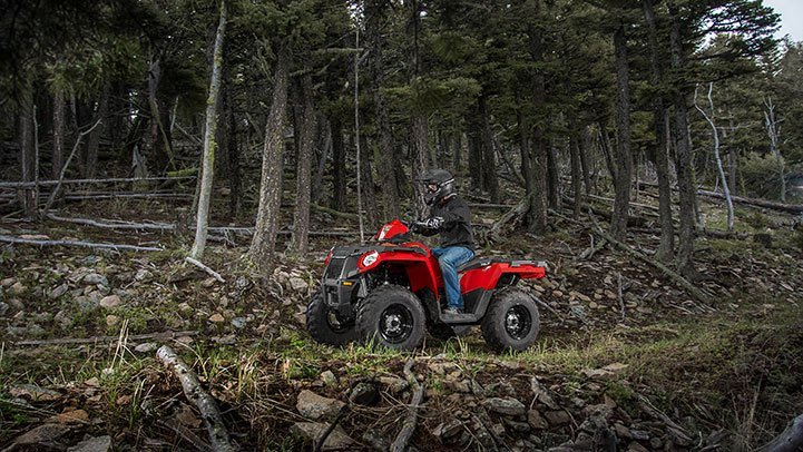 2017 Polaris Sportsman® 570 EPS in Brighton, Michigan